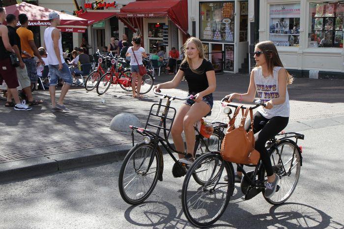 Budaya Bersepeda di Negeri Belanda