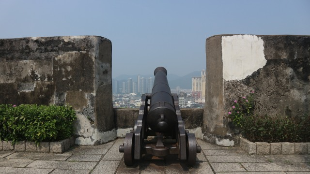 Jejak Panjang Portugis di Macao
